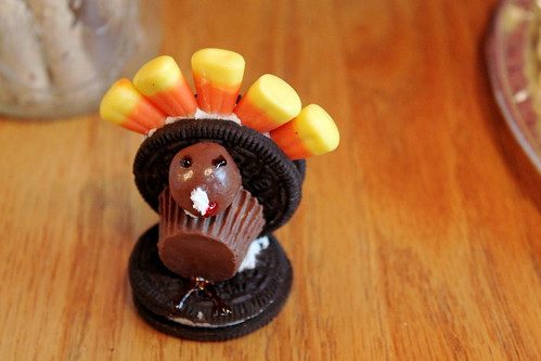 Candy Turkey