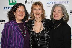 Nina Streich, Dr Judy Kuriansky,... (ARTIVIST.com) Tags: film f fest piero artivist giunti nyc2010