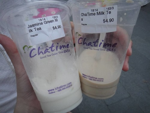 our chatime <3