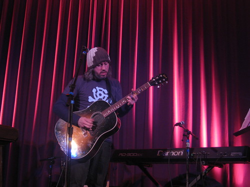 Badly Drawn Boy, Swedish American Hall, 12-14-10