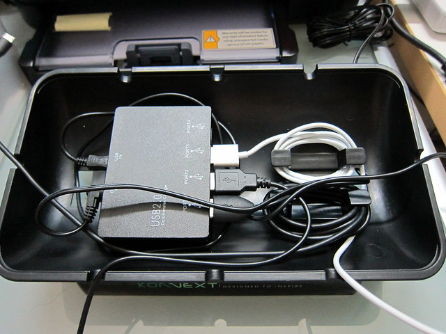 Messy Wires Hidden
