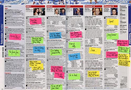 Radio Times 26 December 2010