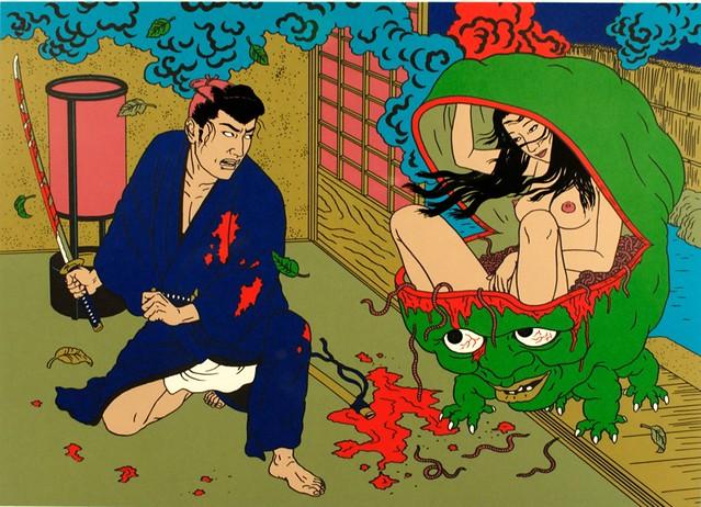 Toshio Saeki 4