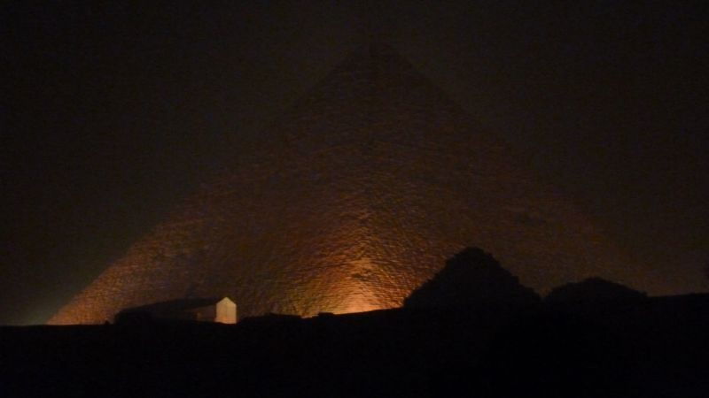 pyramid light and sound 1