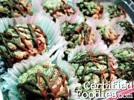 Lina's Chewy Choco Balls from Baguio City - CertifiedFoodies.com