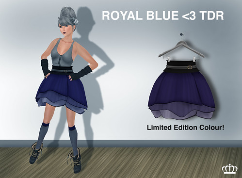 TDR Royal BLue
