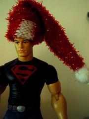 christmas superboy