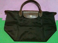 For Sale: Le Pliage Choco Brown