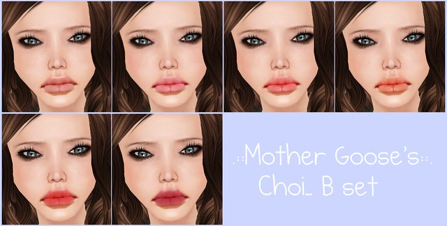 NEW Skin:.::Mother Goose's::. Choi B