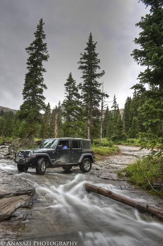 Imogene Creek Crossing