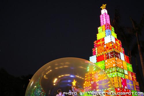 2010新光三越聖誕節_4360