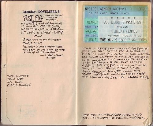 1954: November 8-9