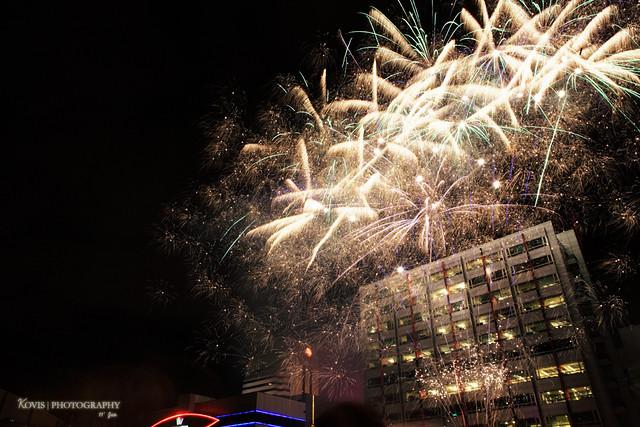 2011 New Year Firework @Taipei