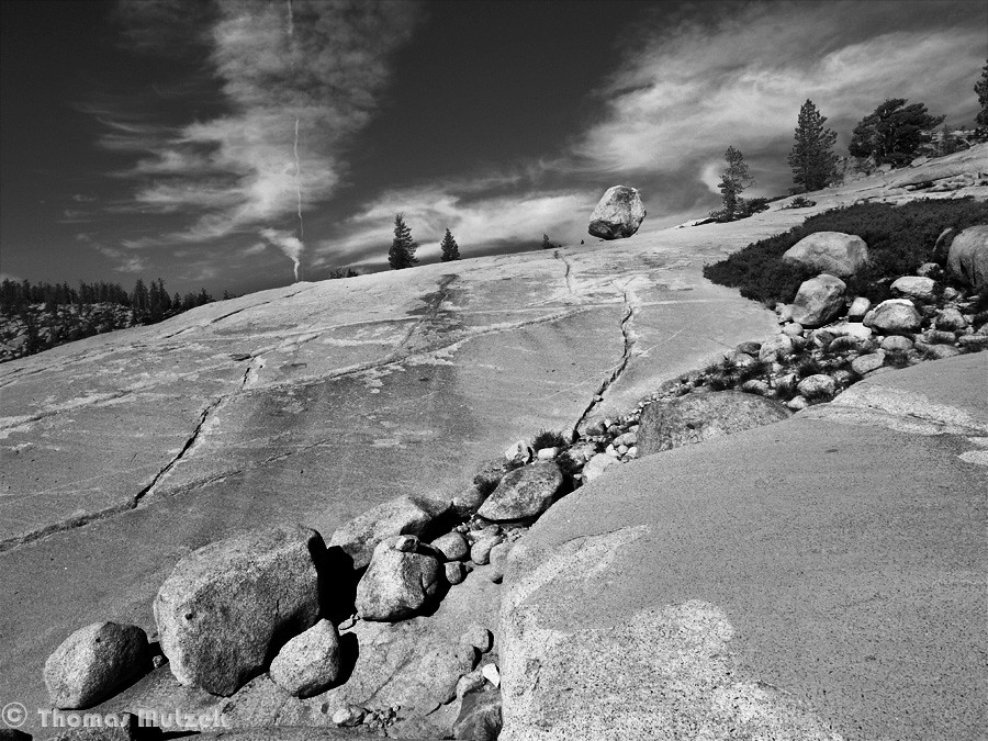 Olmstead Point, Yosemite, California, September 2010