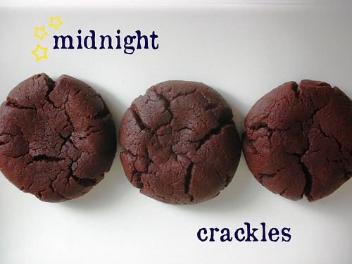 midnight crackles