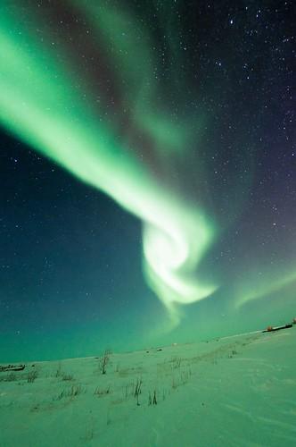フリー写真素材, 自然・風景, オーロラ, 夜空, ノルウェー,