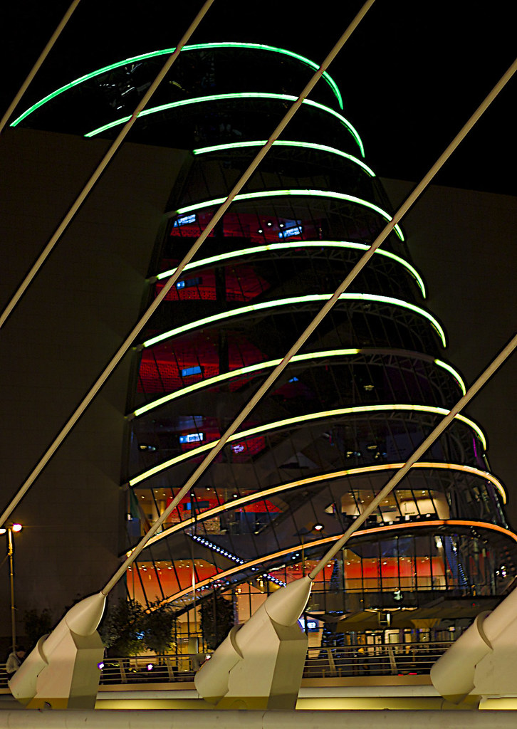 The Convention Centre Dublin (CCD)