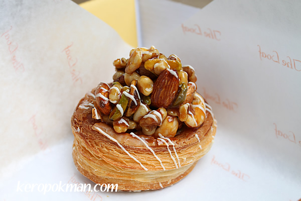 Mixed Nut Danish