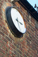 DSC_5970 - Version 2 - Mill Clock (Dave_Gaskell) Tags: clock time galgate brokenclock galgatemill davegaskell
