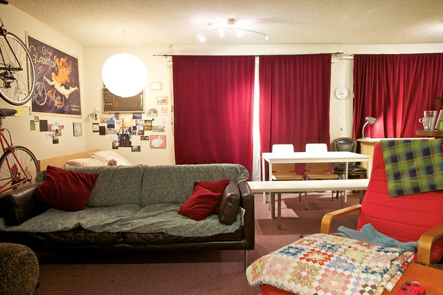 apartment rearrangement