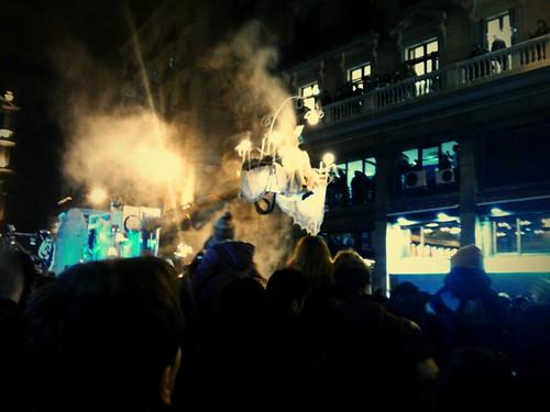 Cabalgata Reyes Magos 2011 #bcn