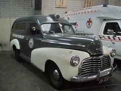 1942 Chevrolet ambulance (sv1ambo) Tags: chevrolet gm general victorian victoria ambulance motors civil chevy historical service 1942 society chev