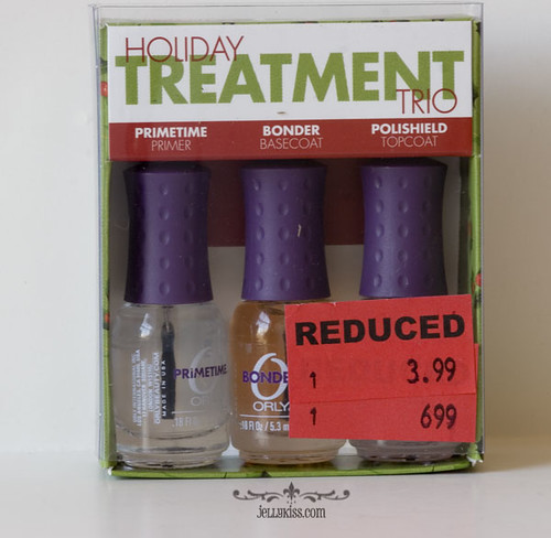 Orly 3-pack treatments from Sally's