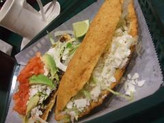 Quesadilla and sope