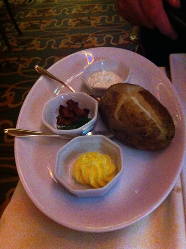 Nouveau Steakhouse - Baked Potato