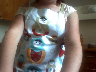 Hot new apron