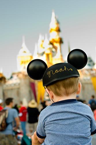 Noah's First Disneyland Trip 6