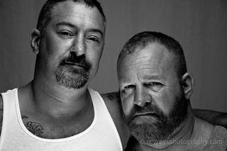 Studio Shots: Chris & Eric