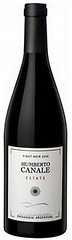 H. Canale Estate Pinot Noir 2009 vs. Saurus Pinot Noir 2007