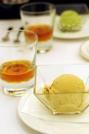 焦糖鹽之花冰淇淋