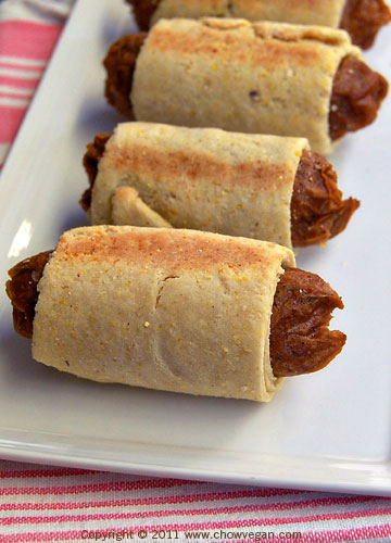 Seitan In A Blanket