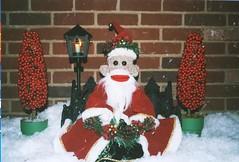 Sock Monkey Victorian Christmas (monkeymoments) Tags: snow joy sockmonkeys monkeys comfort queenvictoria proper victorianchristmas holidayfun christmastidings monkeyhumor properchristmas sockmonkeyfun