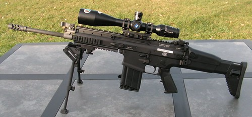 Is The FNH SCAR 17 Worth It? | Sniper's Hide Forum