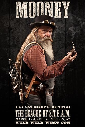 Jasper Mooney - Lycanthrope Hunter