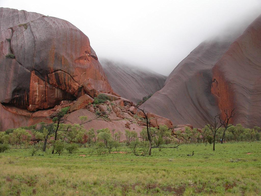 A few bits of Australia.