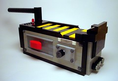 Ghostbusters trap (Profound Whatever) Tags: lego ghost trap busters