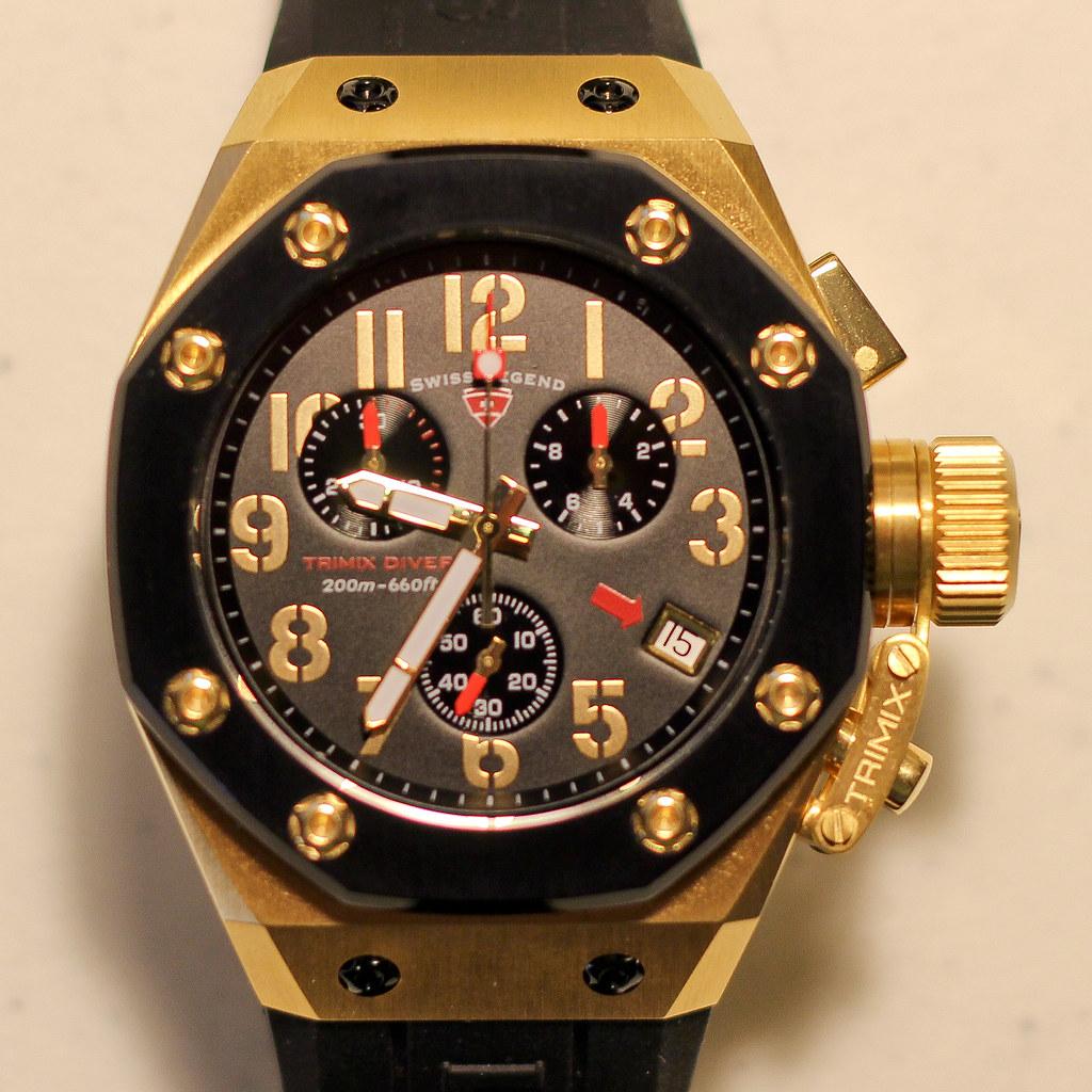 Swiss Legend Trimix Diver Chronograph (1)