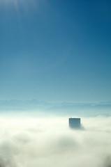 hoenggerberg_2011-01-16_39 (coyote-agile) Tags: fog skyline schweiz switzerland nebel suisse zurich zrich zuerich brouillard 2011 hnggerberg primetower