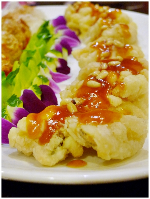 Deep Fried Grouper with Sweet and Sour Sauce