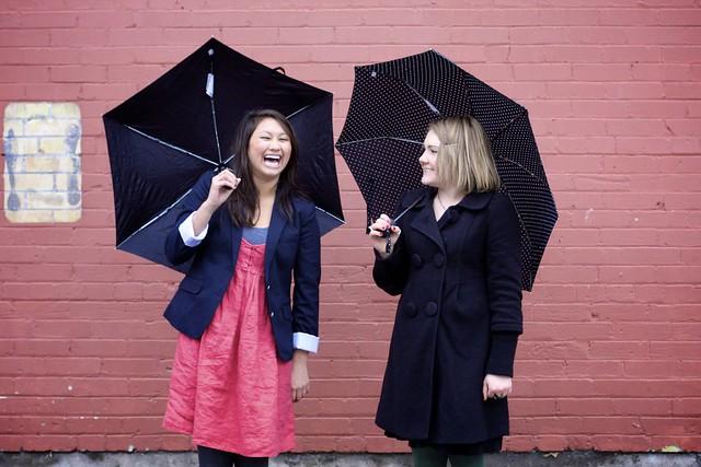 Umbrella Laugh