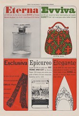 Eterna - Elegante (The Cardboard America Archives) Tags: fashion vintage ads advertising clothing italian shoes newyorker 1950s 1960s items neimanmarcus