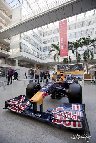 Red Bull Renault @ Technocentre, (Guyancourt) | 17.12.2010