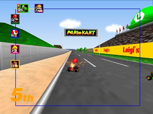 Mario Kart 64 (E) (V1.0)  snap0006