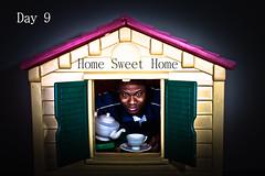 Coffee ? (dutchmrmix) Tags: man home coffee canon day shot sweet 9 portraiture setup 365 dslr huis portret zelfportret selfie koffie woning strobist
