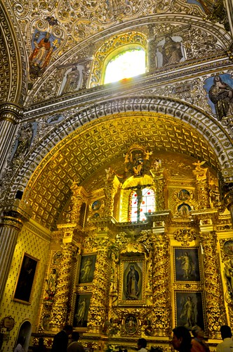 Catedral Santo Domingo, Oax. (15)