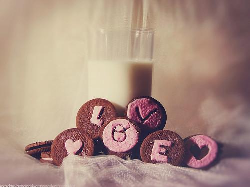 Nuestro amor sabe a chocolate